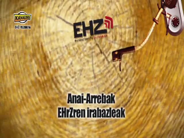 EHZ 2012 : Anai Arrebak