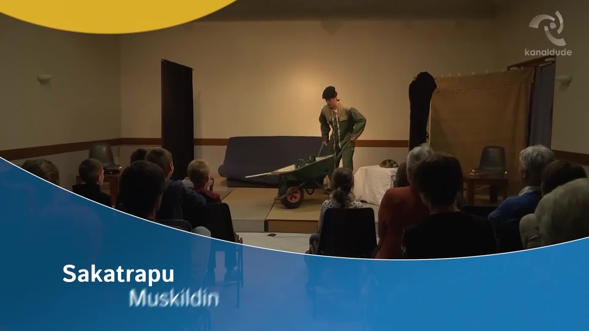 Sakatrapu Muskildin