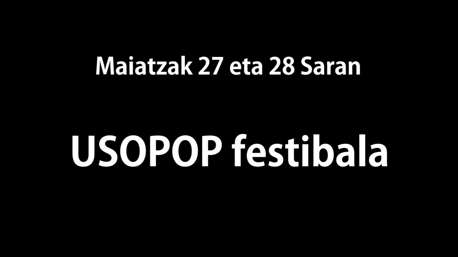 Teaser Usopop 2017