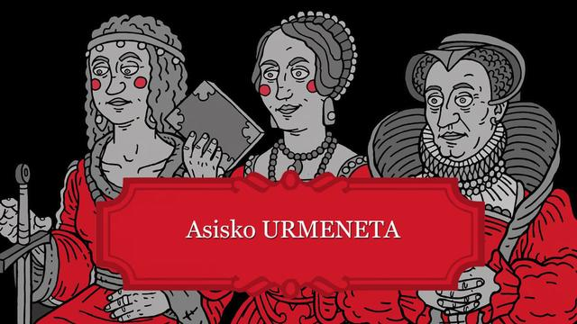 1620, Nafarroako LOrALDIA Asisko Urmeneta