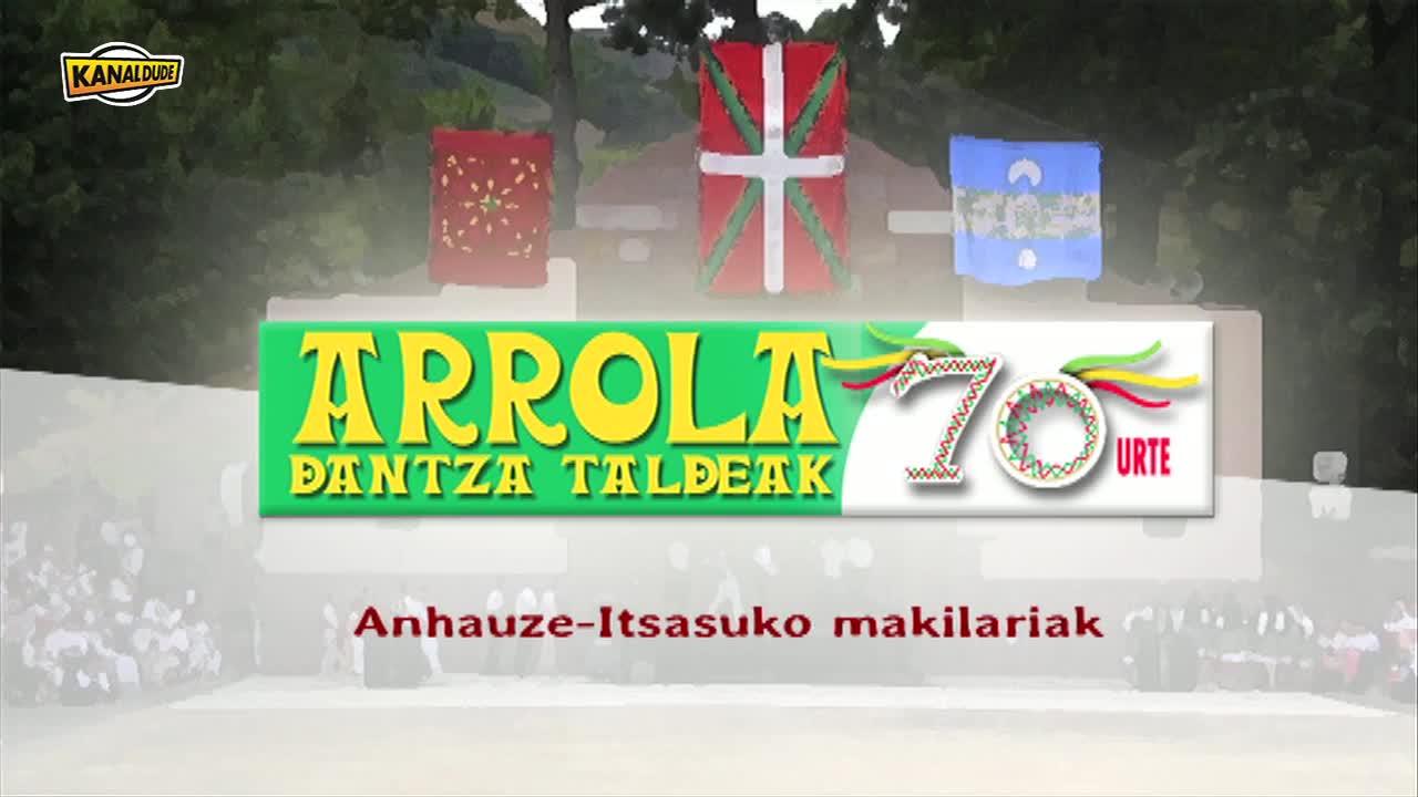 ARROLAK 70: MAKILARI