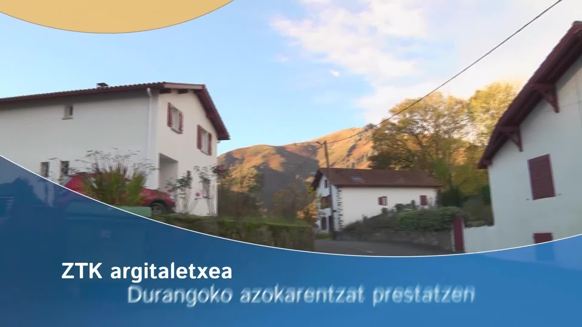 ZTK argitaletxea: Durangoko azokarentzat prestatzen