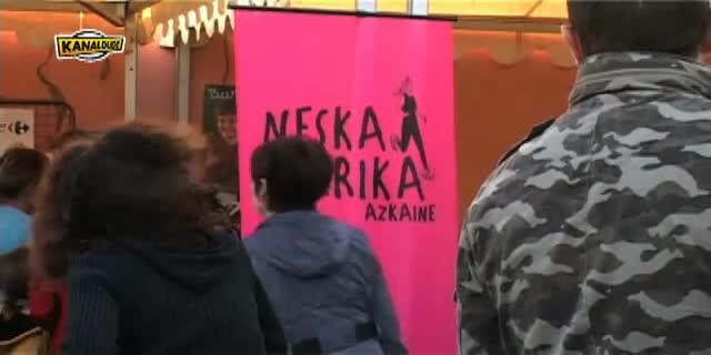 Neska Korrika Azkainen