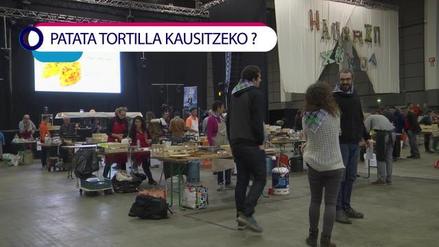 Lurrama 2019 Patata tortilla