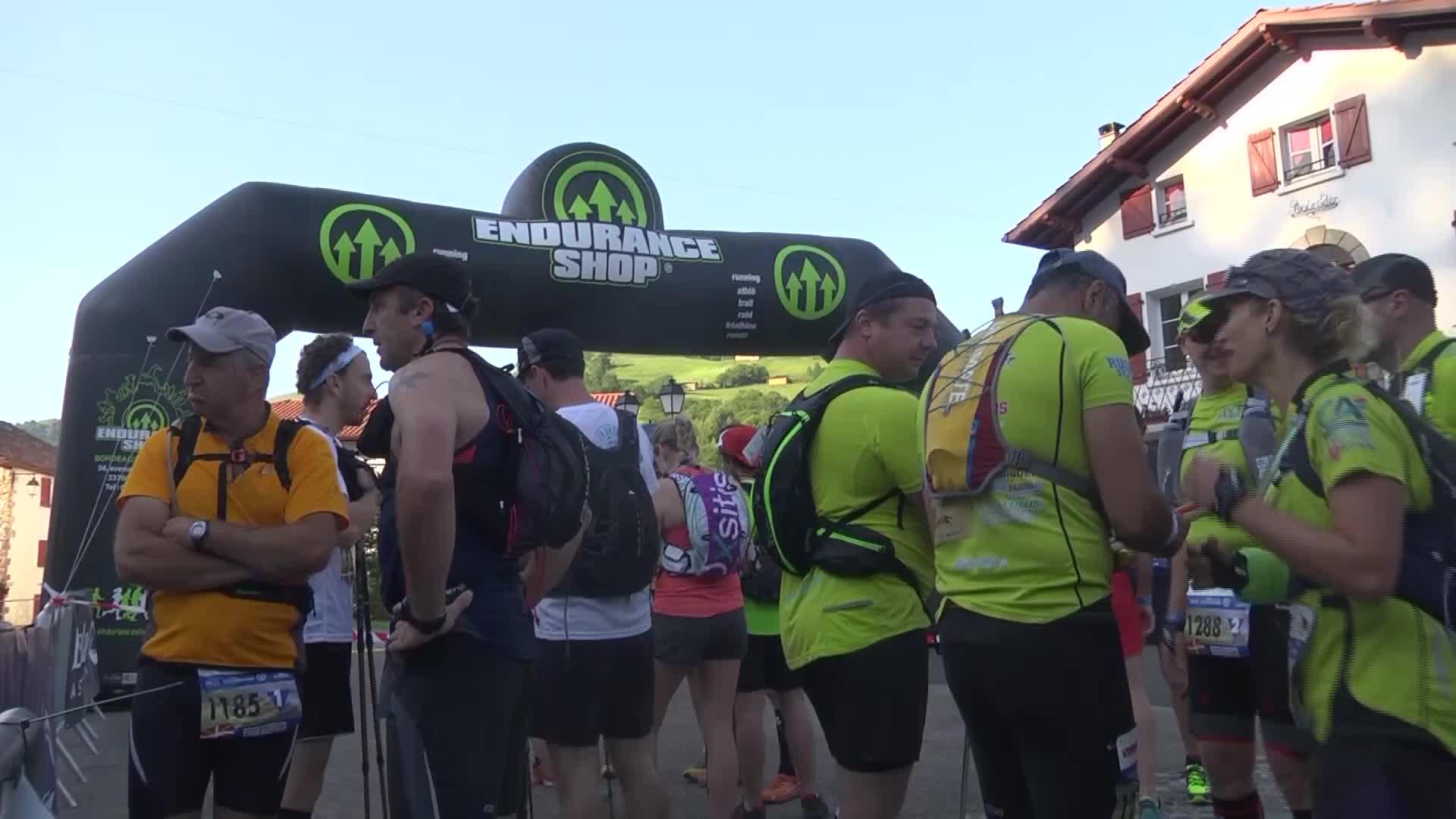 Euskal Trail 2017: Urepele abiatzea 09:30tan