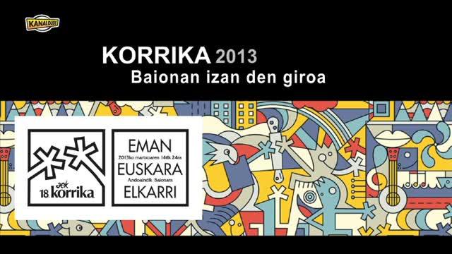 Korrika 2013: Bilana