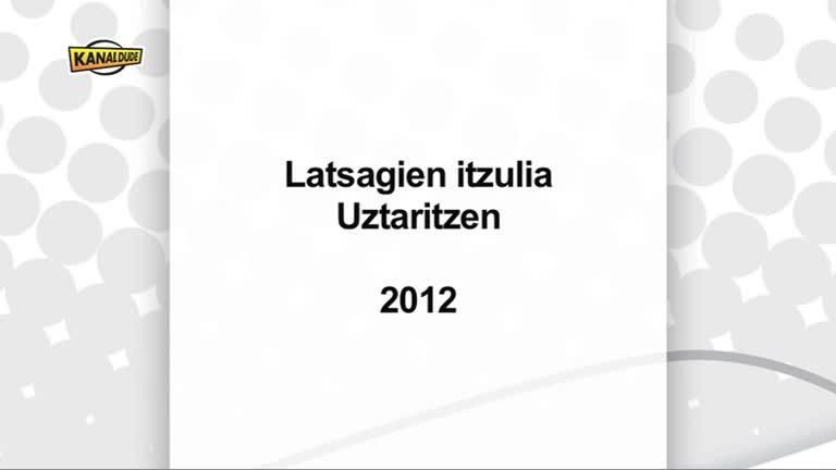 Latsagien itzulia