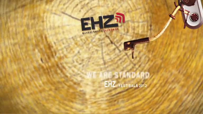 EHZ 2012 : We Are Standard