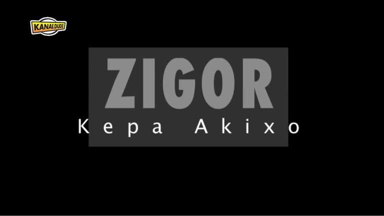 ZIGOR zizelkaria : kontenplazioa