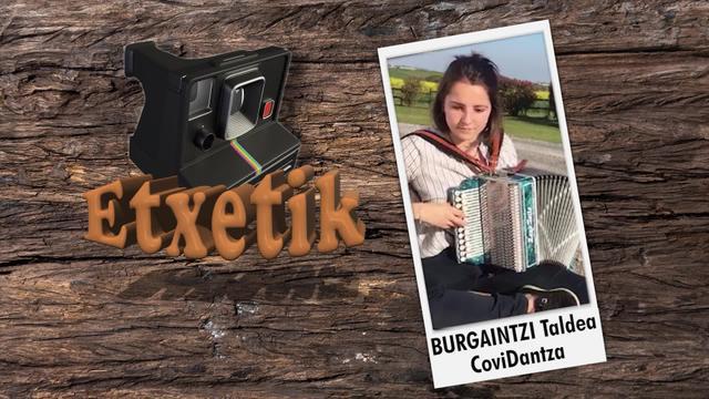 [ETXETIK] Burgaintzi dantza taldea - CoviDantza