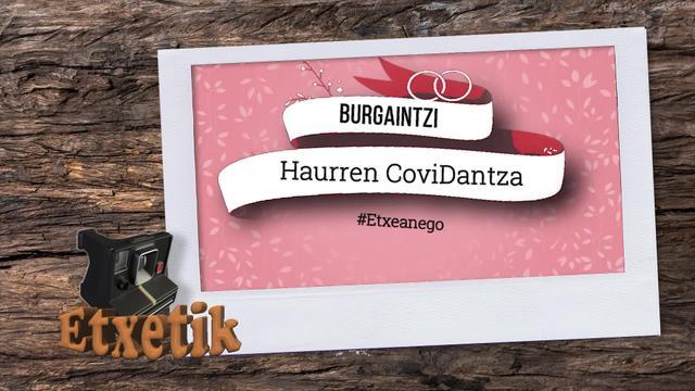 [ETXETIK] Burgaintzi dantza taldea - Haurren CoviDantza
