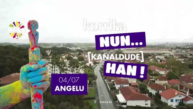 Korrika Nun Kanaldude Han: Angelu