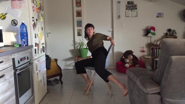 Etxean dantzan #4 Joana Olasagastirekin