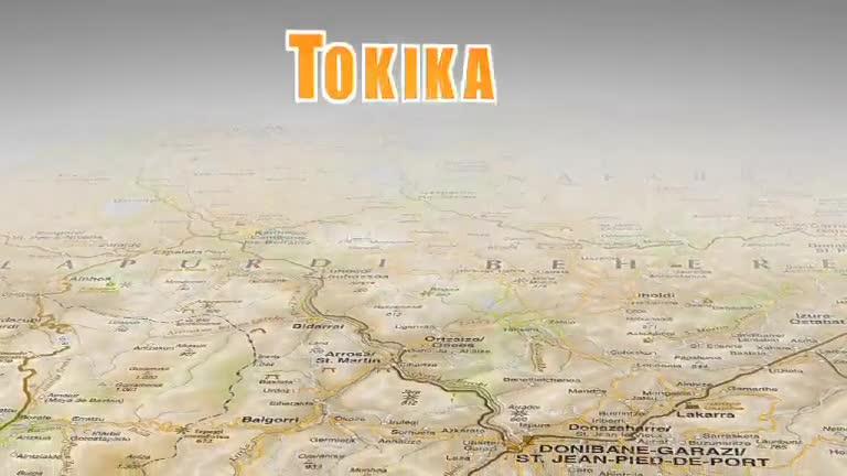TOKIKA Heleta : Laborantza