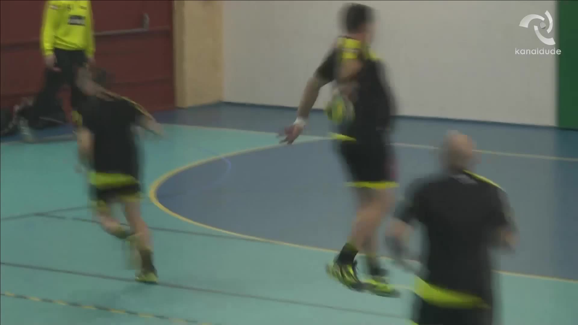 Eskubaloia: Irisarri VS Zibero Sport laburpena
