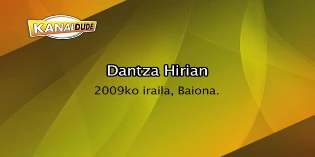Dantza Hiria