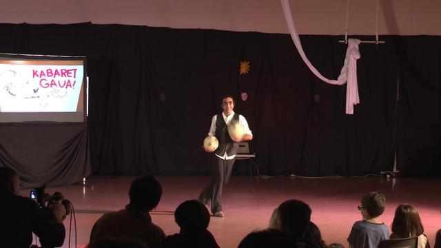 Kabaret Gaua 2019: Antonio Telmani