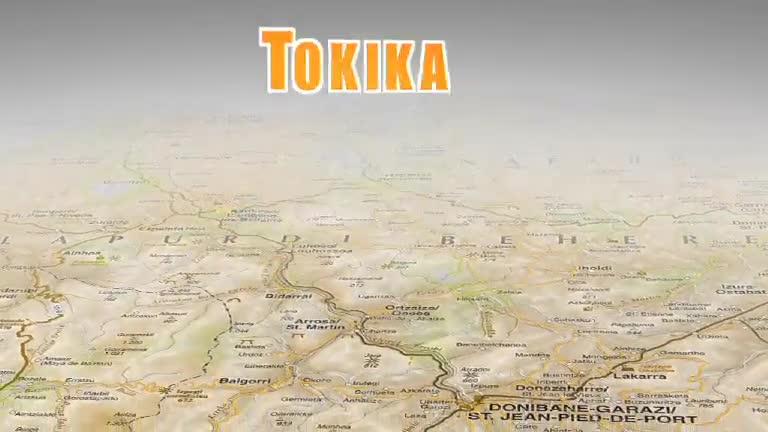 TOKIKA Heleta : Feriak