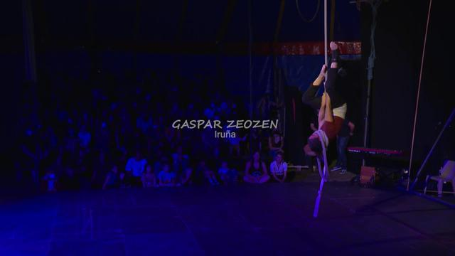 Euskal Zirko Kabareta: Gaspar Zeozen