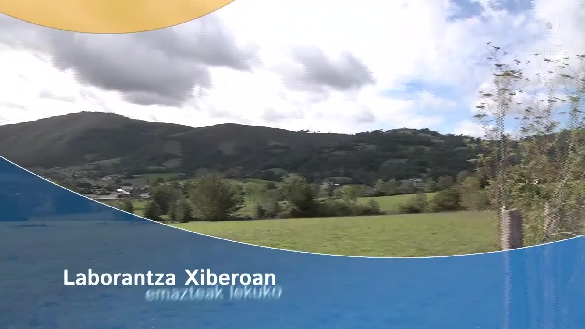 Laborantxa Xiberoan: emazteak lekuko