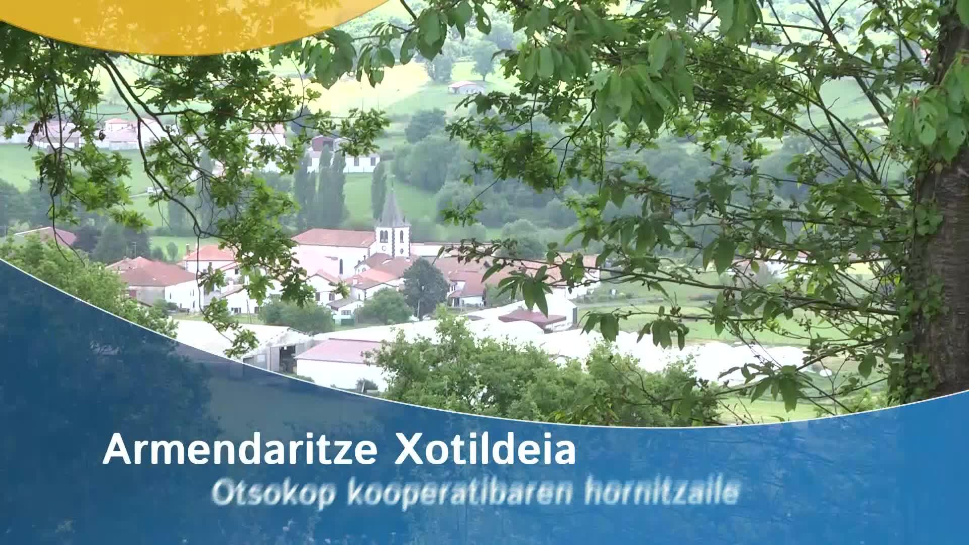 Armendaritze Xotildeia Otsokop kooperatibaren hornitzaile