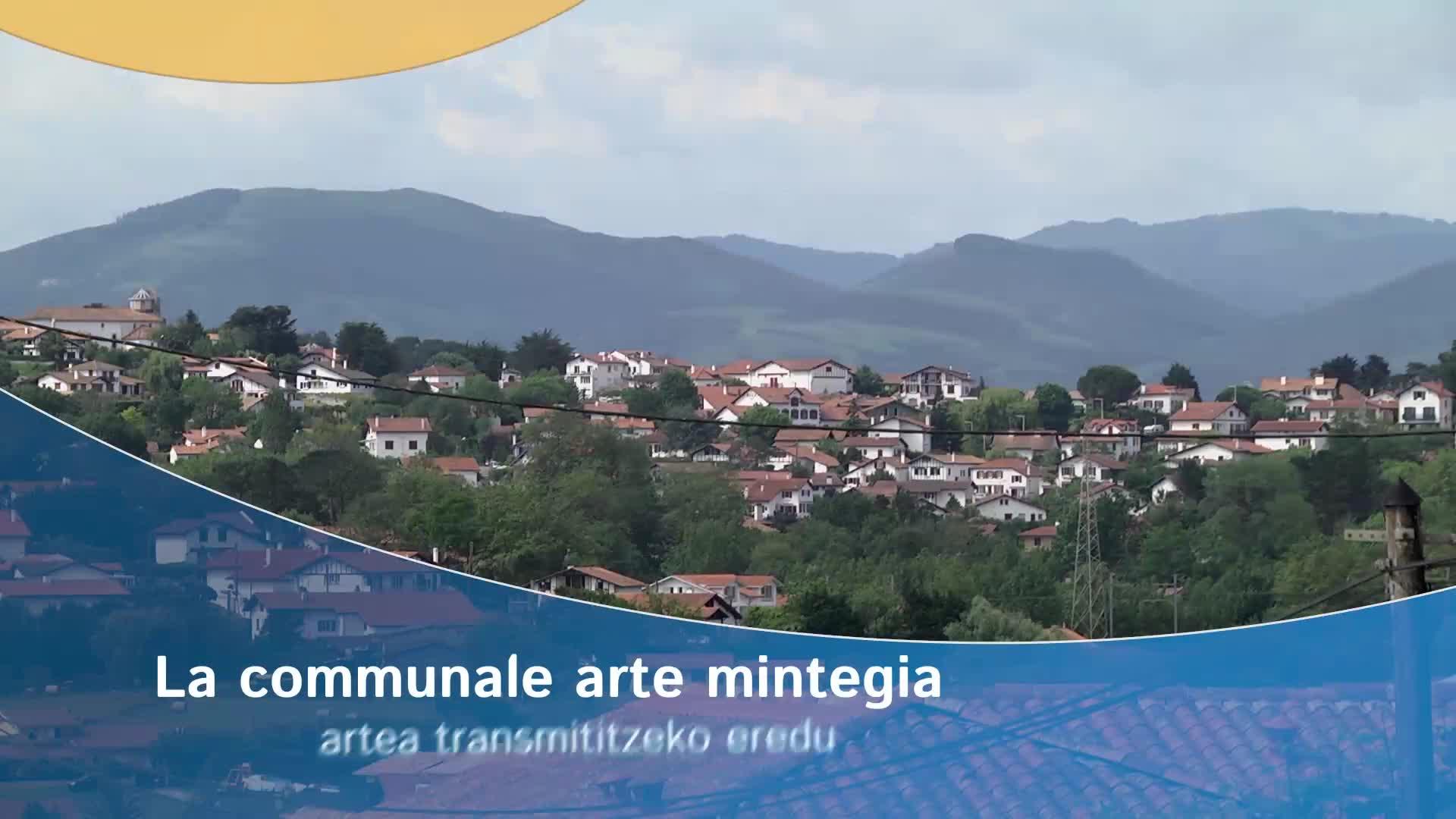 La communale arte mintegia artea transmititzeko eredu