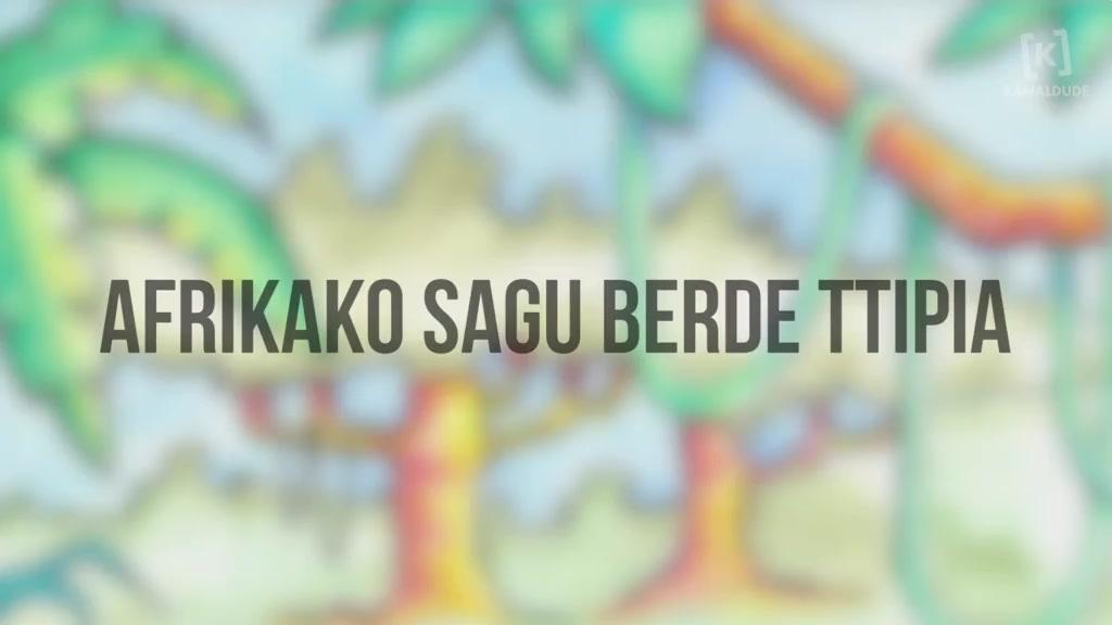 KiliK Hitz eta Lapitz- Afrikako Sagua