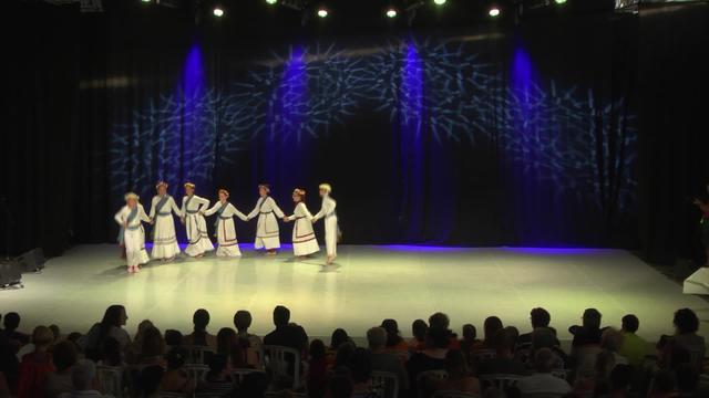 Gau Argi 2018: Ezpela dantza taldea