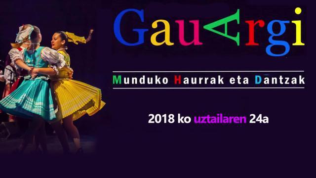 Gau Argi 2018: Ezpela dantza taldea Ezpeletatik