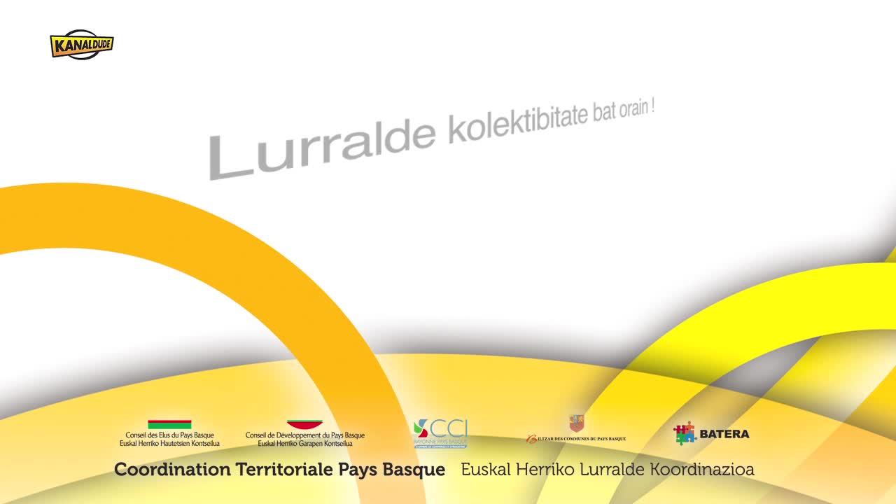 Lurralde kolektibitate bat: Turismo orekatu bat sustengatzeko