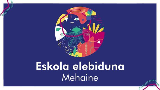 Euskararen Urtaroa 2018 - Mehaineko eskola elebiduna