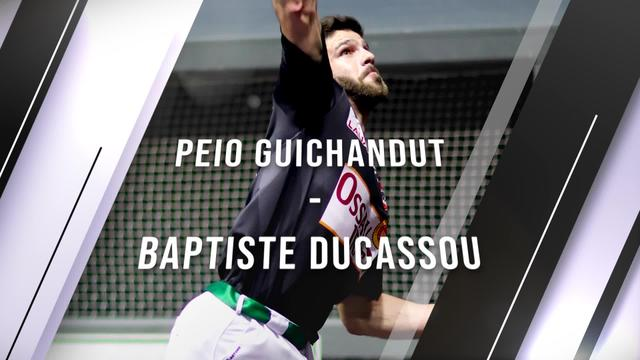 Eskulari Pro 2020 - Finala : Baptiste Ducassou VS Peio Guichandut