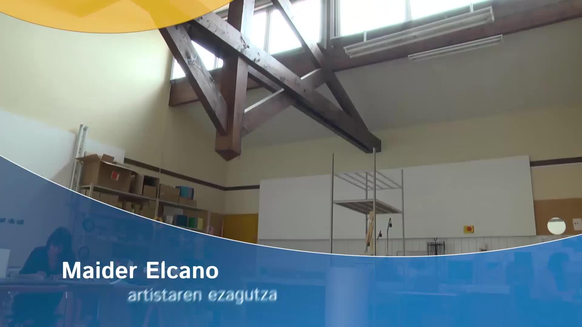 Maider Elcano artistaren ezagutza