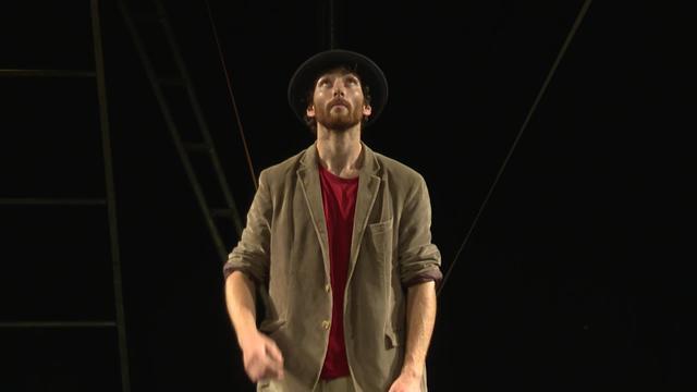 Euskal Zirko Kabareta: Jeff Olmvi