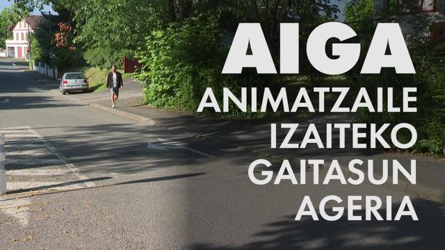 AIGA Animatzaile Izateko Gaitasun Ageria