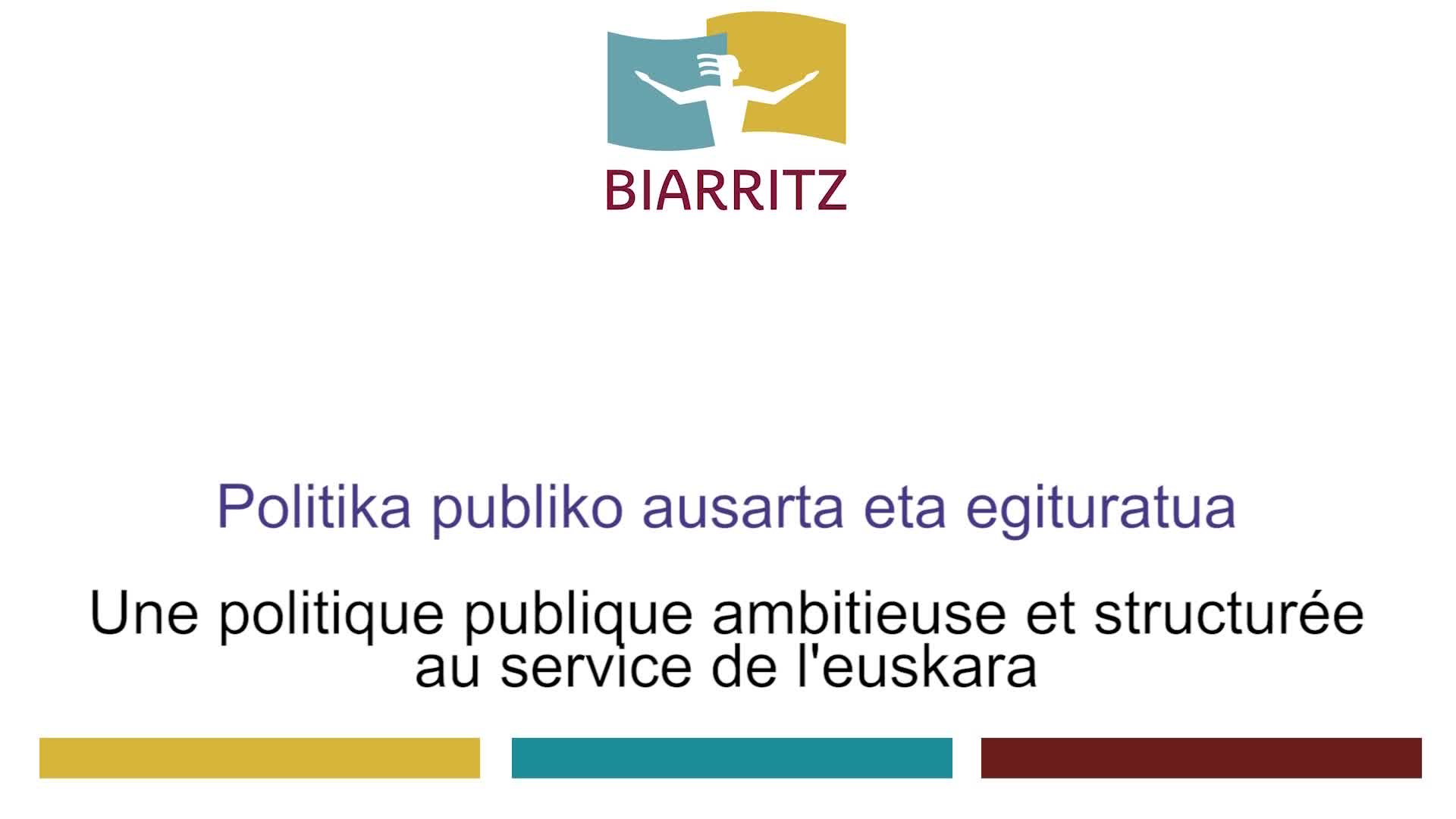 Ikuspegi soziologiko bat, euskararen gaiari buruz- Eguzki Urteaga