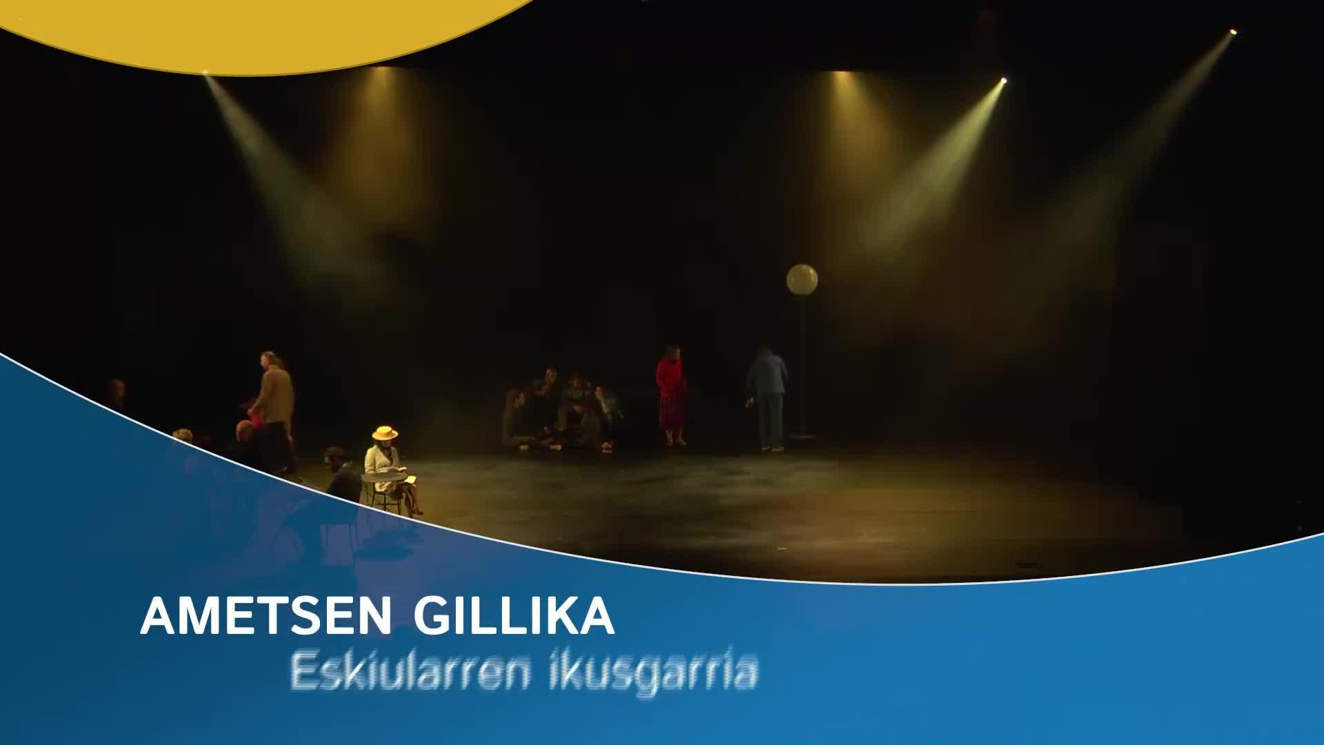 Ametsen Gillika Eskiularren ikusgarria