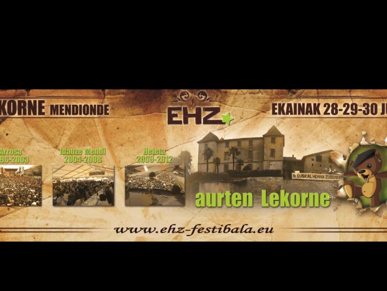 EHZ 2013 / Plano animatua