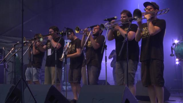 Broken Brothers Brass Band @ EHZ Festibala 2019