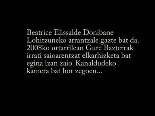 Bea Elizalde arrantzalea