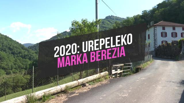 2020: Urepeleko marka berezia (HS 19)