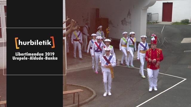 Libertimendua Urepele-Aldude-Banka 2019 laburpena