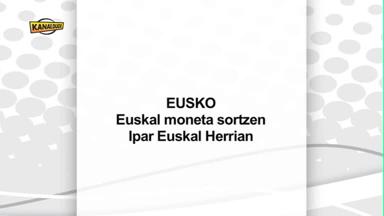 Eusko-Euskal moneta bidean