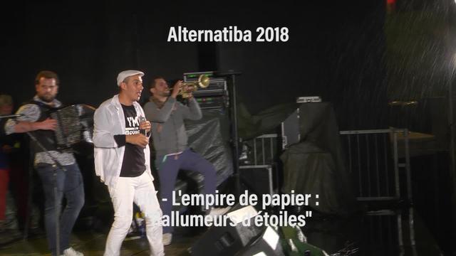"""Alternatiba 2018: HK """"Rallumeurs d'etoiles"""""""