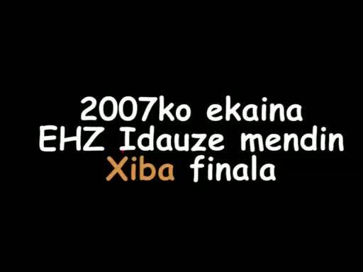 Xiba EHZ 2007