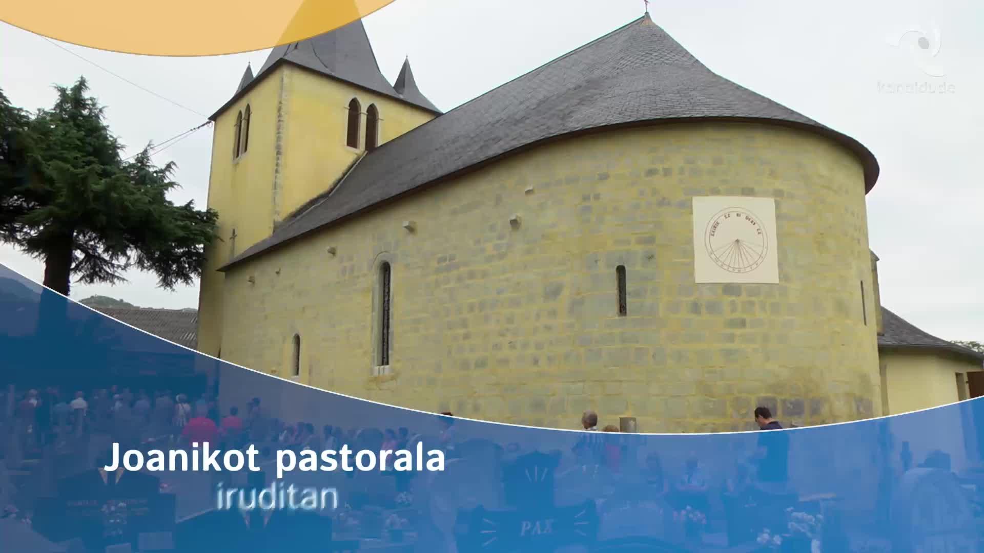 Joanikot pastorala iruditan