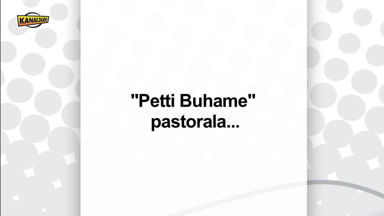 Petti Buhame pastorala: dendariak lanean