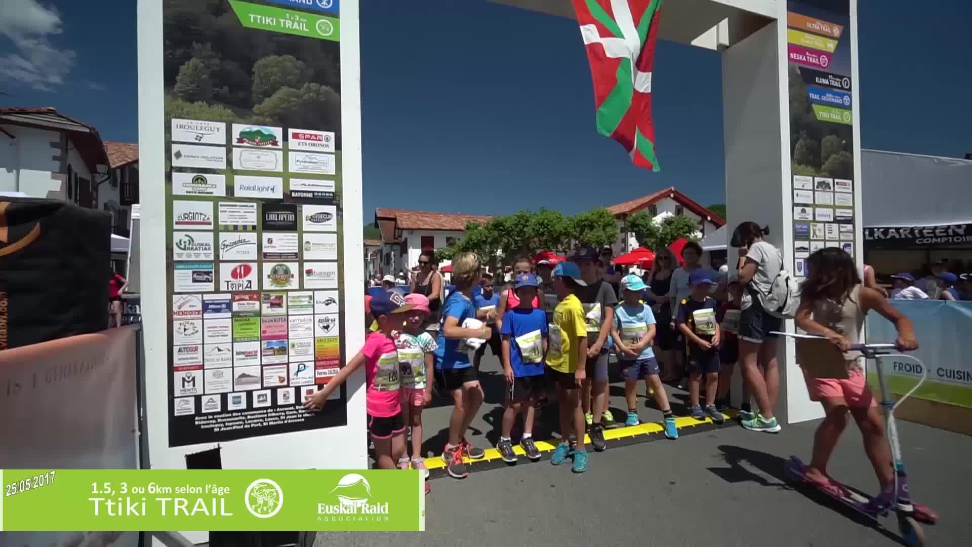 Euskal Trail 2017: Ttiki Trail