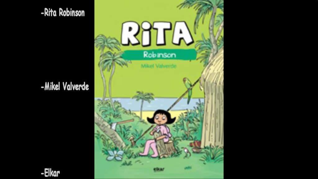 Booktrailerra 2018: Rita