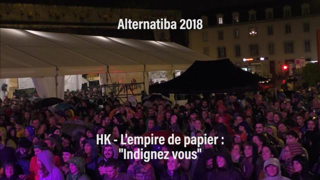 "Alternatiba 2018: HK ""Indignez vous"""